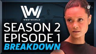 Westworld Breakdown: Season 2 Episode 1 - Journey Into Night