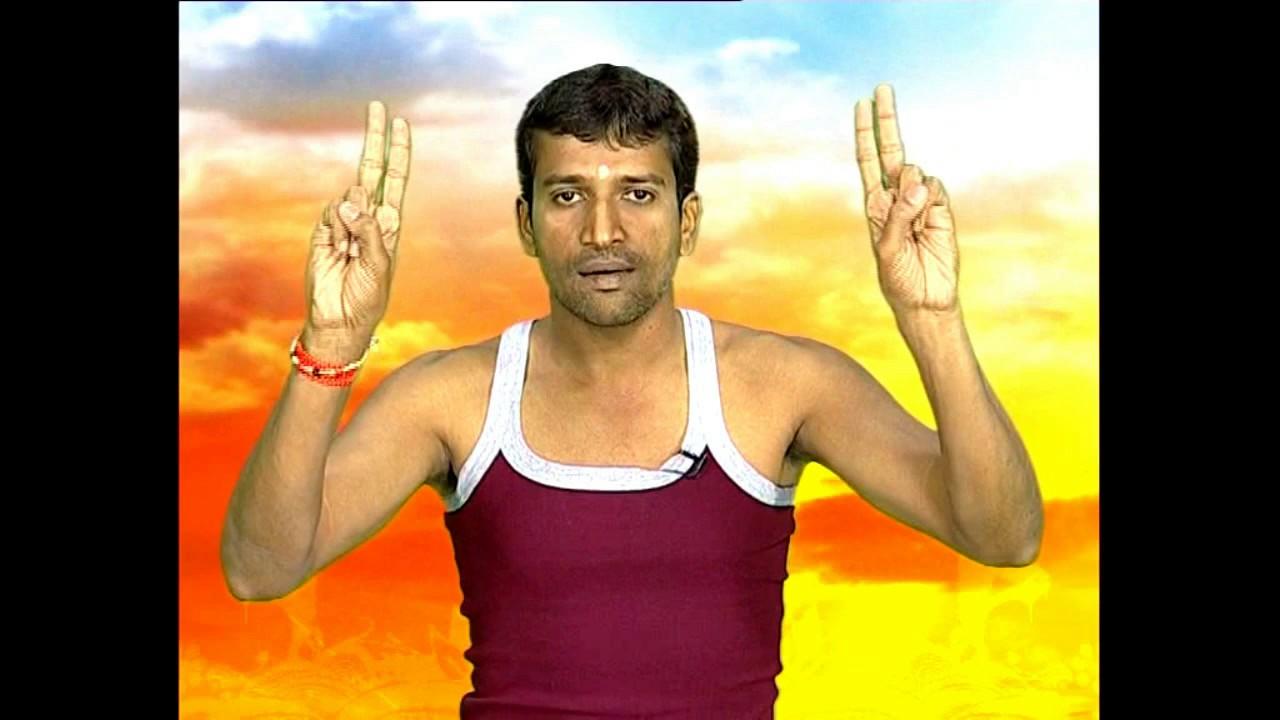 Mudra Pranayama For Constipation Problems By Manjunath ...