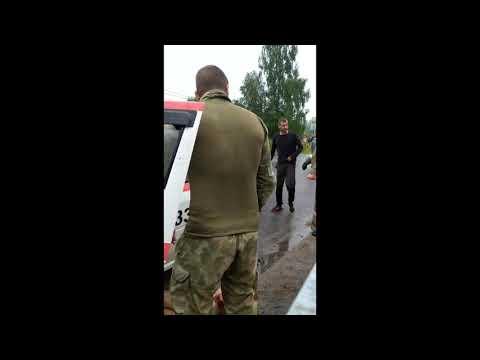 Страшная авария в Смоленске. Автор: Vovka 67
