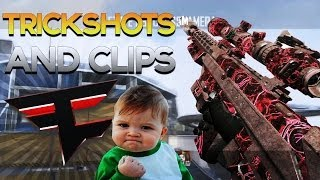 BEST COD Sniper Trickshot from Subs! BO2 & MW2 Trickshot & Sniper Quick Scope Montage! - Obey Scarce