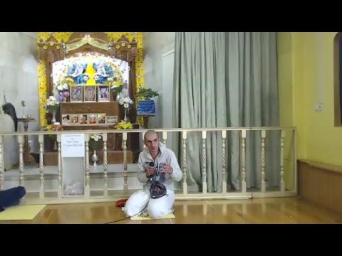 Шримад Бхагаватам 4.16.22-23 - Амала Кришна прабху