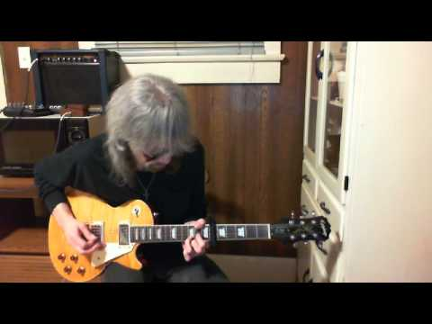 Bad Company-Silver Blue And Gold (guitar cover) - YouTube