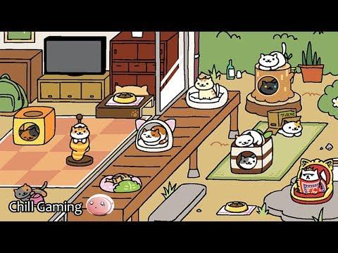 Neko Atsume Gameplay IOS / Android