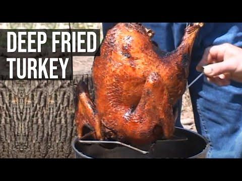 Deep Fried Turkey by the BBQ Pit Boys