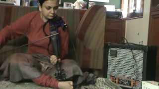 Ahir Bhairav by Dr Sangeetha violin solo