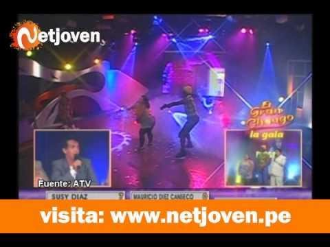 El Gran Chongo: Peter Ferrari y Susan Villanueva b...
