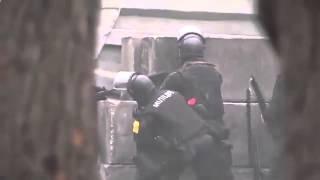 Майдан, который не покажут в новостях. (Оборона Беркута - Украина Киев Майдан Евромайдан)