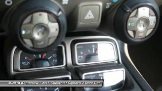 2015 Chevrolet Camaro Kennesaw GA MP1790