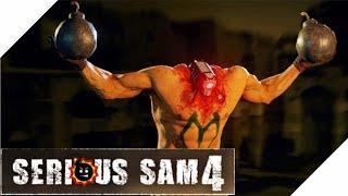 Serious Sam 4 ► В ЧУЖОЙ МОНАСТЫРЬ #8
