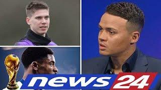Sport TV -  Tottenham vs Borussia Dortmund: Jermaine Jenas reveals big concern over two Spurs player