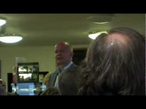 William Hague's After Dinner Speech - 23/06/2012