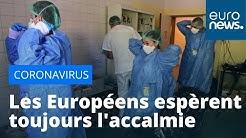Coronavirus : toujours une forte mortalité en Italie, et des hospitalisations en baisse en France