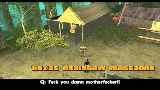 GTA SA - Texas Chainsaw Massacre