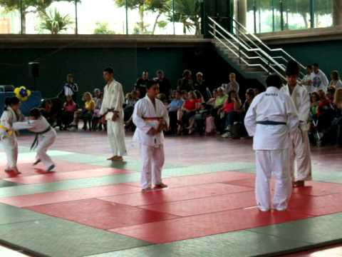 Judo Las Rehoyas Moises Vs Alejandro