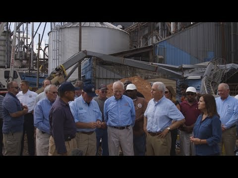 Vice President Mike Pence and Karen Pence Visit Georgia