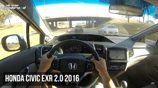 Honda Civic EXR 2016 - POV