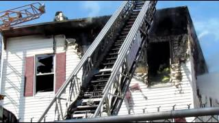 worcester ma structure fire 37 north st april 5th 2013
