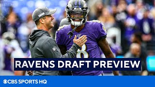 Ravens Free Agency Recap & 2021 NFL Draft Preview | CBS Sports HQ