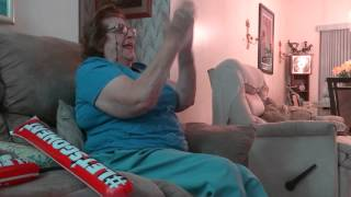 Repeat youtube video #1 Heat Fan Grandma - Heat v. Pacers - Game 5