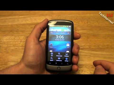 The Nexus One Gets The Android 2.3.3 Gingerbread OTA Update