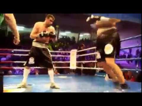 Türk boksör, PKK yanlısı boksöre meydan okumuştu! Ve bakın ne oldu