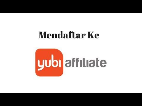 Affiliate Marketing: Mendaftar Di Yubi Affiliate