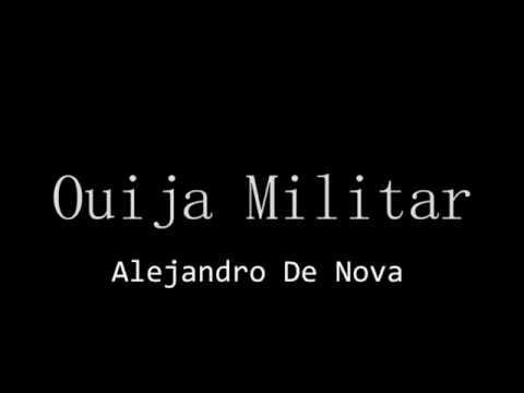 Ouija militar / Cuarto Milenio / Alejandro De Nova