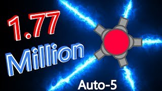 Diep.io - Auto-5 Assault #2 | 2-Team -1.77 Million