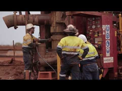 Easternwell Rig Life Video -- Minerals