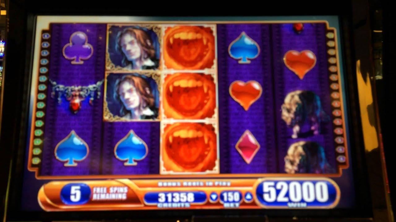 Vampire Slot Machine