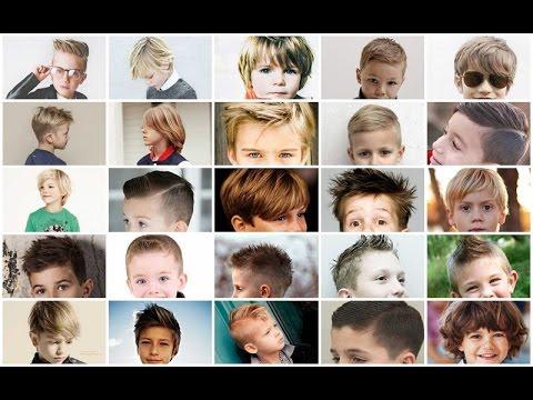 35 Ide Gaya Rambut Keren Untuk Anak Laki-laki
