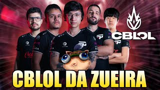 PAIN CAMPEÃ E ARAUTO DO CARIOK - CBLOL DA ZUEIRA (FINAL)