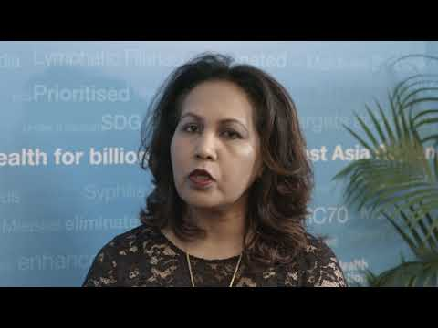 Primary health care in Timor-Leste - Dr da Salva Viegas, D-G Health services, Timor-Leste