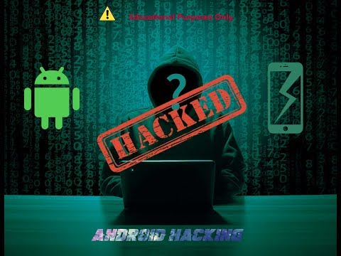 How to Hack Android Phone 2019 | Best Hacking Tutorial