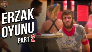 Erzak Oyunu 2. Part   36. Bölüm   Survivor Türkiye - Yunanistan