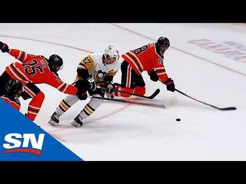 Sidney Crosby Dekes Out Oilers For Overtime Goal of the Year