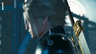 Mobius Final Fantasy PC/Steam Walkthrough - FFVII Remake: Eclipse Contact - Part 1 (English)
