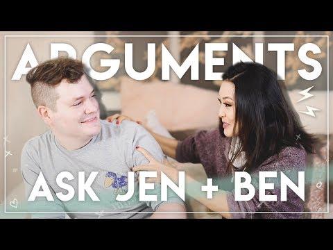 ASK JEN & BEN || Ep. 2 Arguments