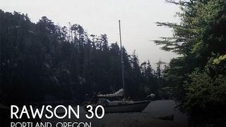 [SOLD] Used 1967 Rawson 30 in Portland, Oregon
