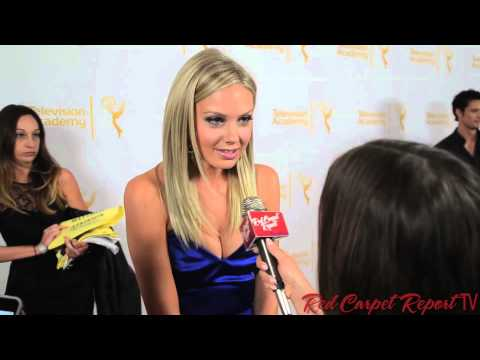 Melissa Ordway at the 2014 Daytime Emmy Awards Nominee Party DaytimeEmmys