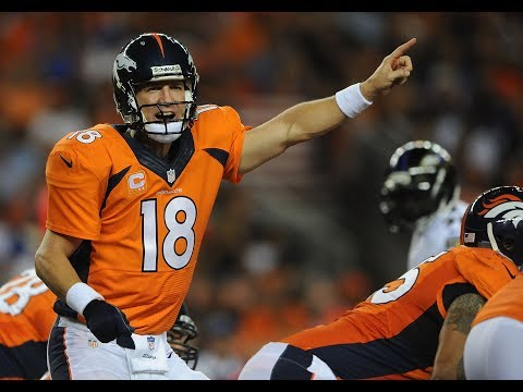 Peyton Manning Embarrasses The Defending Super Bowl Champions With 7 TDs | NFL Flashback Highlights