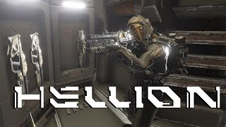 Hellion - Multiplayer Sandbox Survival (Don