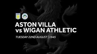 Aston Villa 4-1 Wigan Athletic | Extended highlights