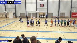 PJK - Mad Max 5.15.2017 klo 14.00 Futsal-liiga