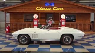 1965 Chevrolet Corvette (A&E Classic Cars)