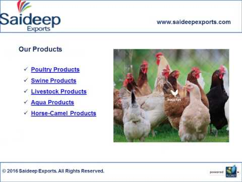 Poultry Feed Additives Manufacturers
