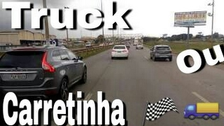 Chegando No Ceasa Do DF |  Truck Ou Carretinha 2 eixos?(EP.43/17)