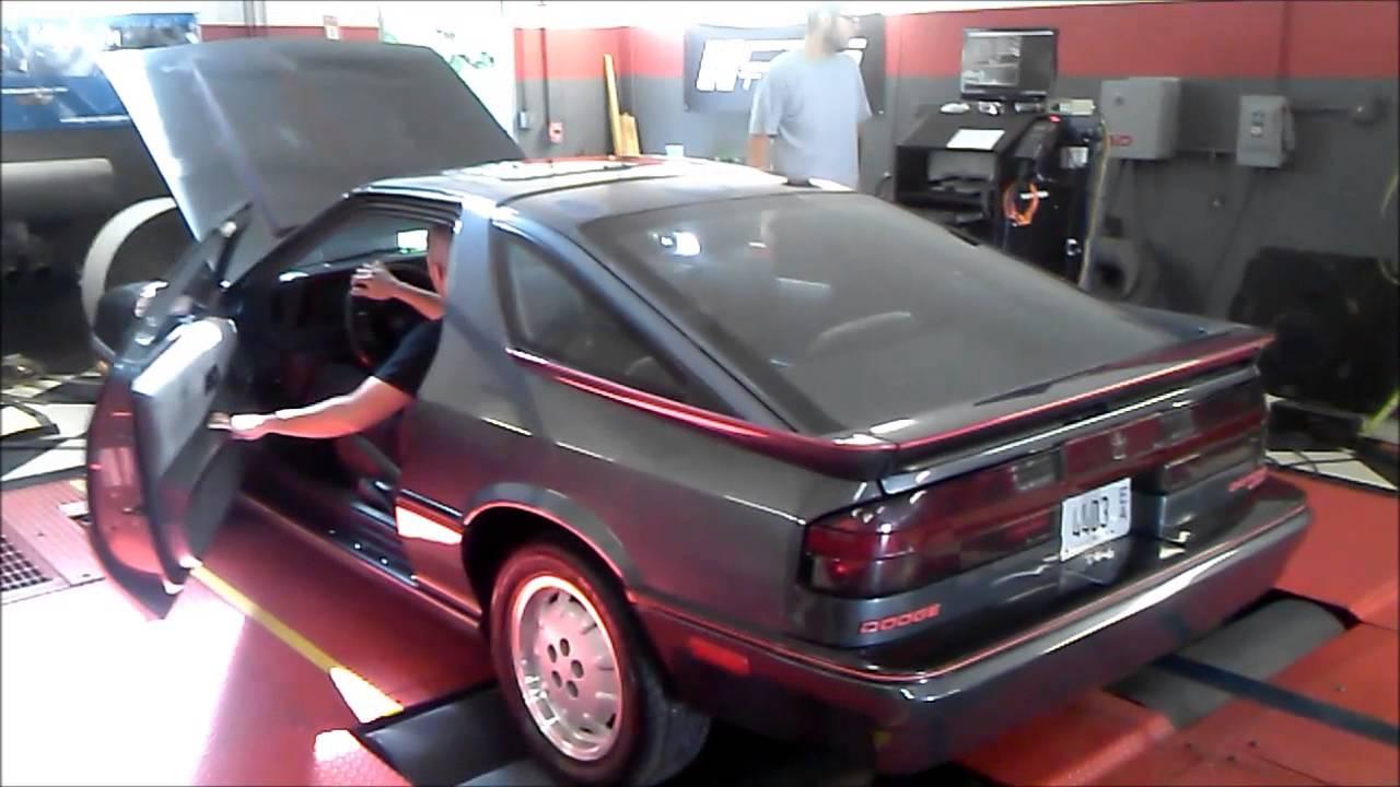 1987 Dodge Daytona Shelby Z - YouTube