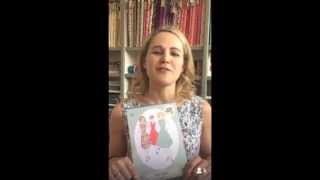 Sew your own Summer Dress - The Big Swooshy Betty Dress Periscope Video
