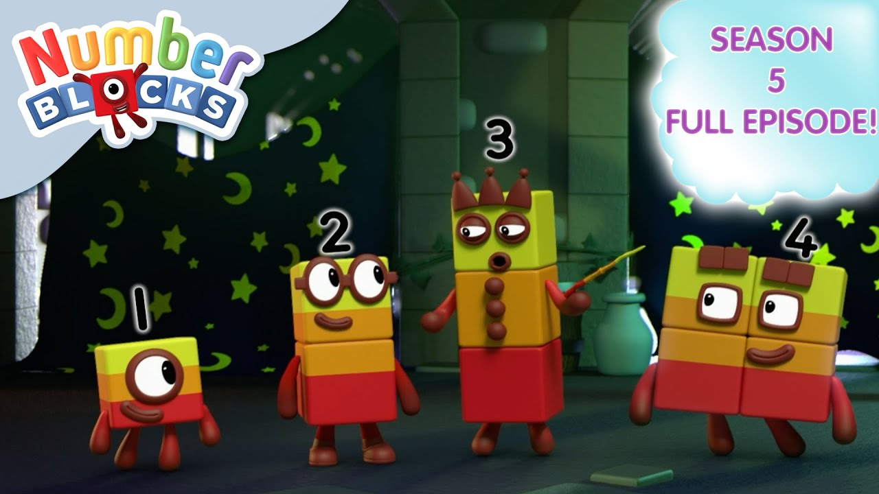 @Numberblocks- Now You See Us   Multiplication   Season 5 Full Episode 2   Learn to Count